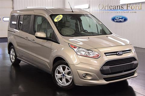 2015 Ford Transit Connect Wagon for sale in Medina, NY