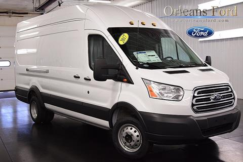 2017 Ford Transit Cargo for sale in Medina, NY