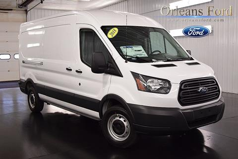 2018 Ford Transit Cargo for sale in Medina, NY