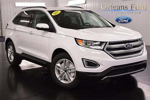 2017 Ford Edge for sale in Medina, NY