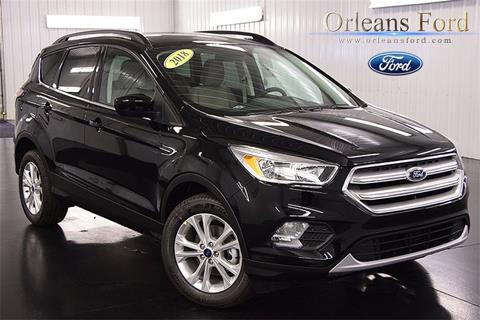 2018 Ford Escape for sale in Medina, NY