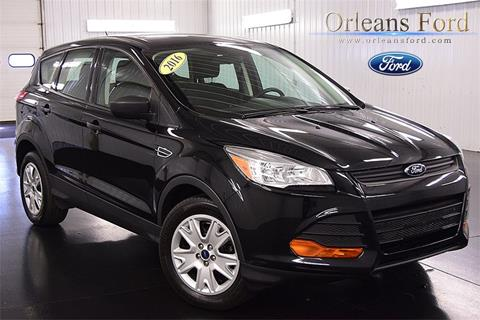 2016 Ford Escape for sale in Medina, NY