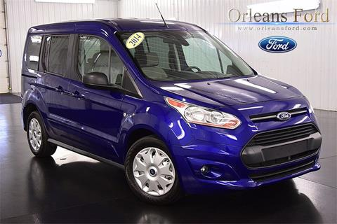 2014 Ford Transit Connect Wagon for sale in Medina, NY