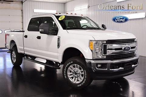 2017 Ford F-250 Super Duty for sale in Medina, NY