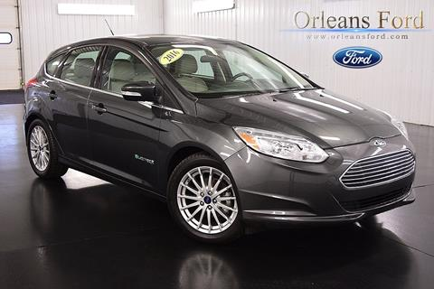 2016 Ford Focus for sale in Medina, NY