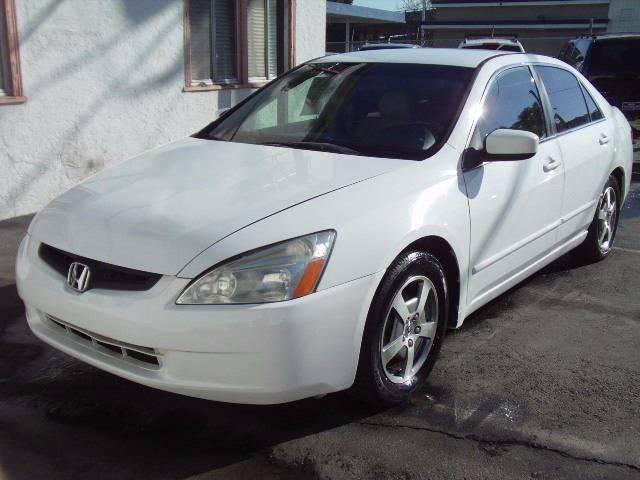 2005 Honda Accord For Sale At Chase Auto Sale Inc In Modesto CA