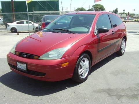 2003 Ford Focus ZX3 for sale at Chase Auto Sale Inc in Modesto CA