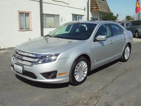 2010 Ford Fusion Hybrid for sale in Modesto, CA