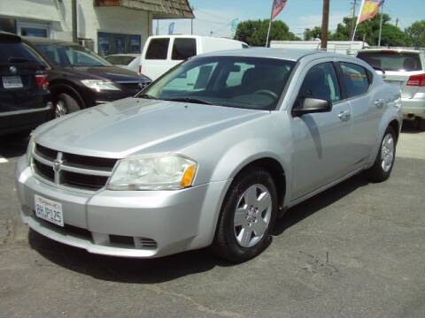 2010 Dodge Avenger SXT for sale at Chase Auto Sale Inc in Modesto CA