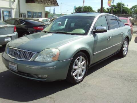2005 Ford Five Hundred Limited for sale at Chase Auto Sale Inc in Modesto CA