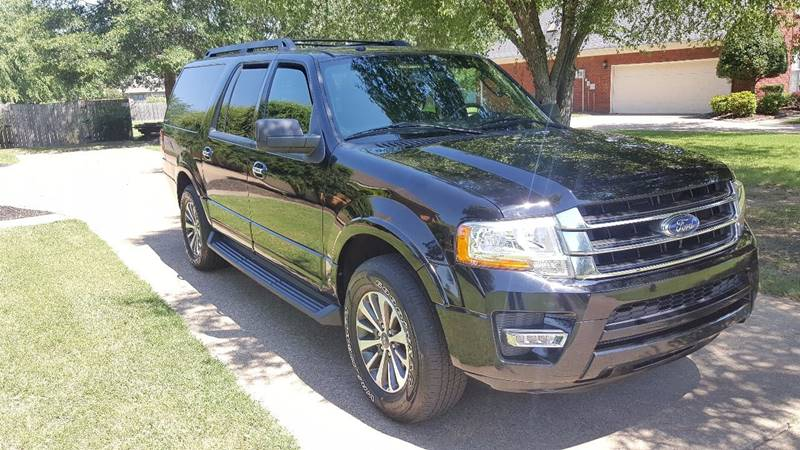 2016 Ford Expedition EL for sale at L&B Motors in Marion AR