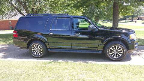 2016 Ford Expedition EL for sale in Marion, AR
