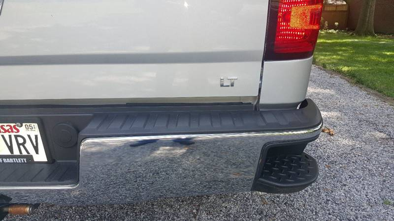 2014 Chevrolet Silverado 1500 for sale at L&B Motors in Marion AR