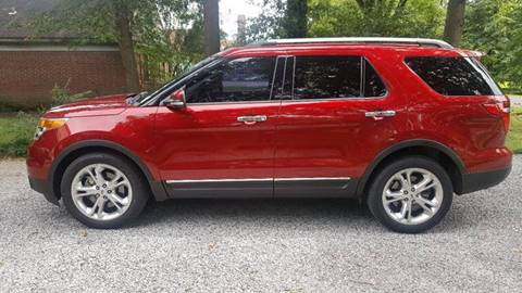 2015 Ford Explorer for sale at L&B Motors in Marion AR