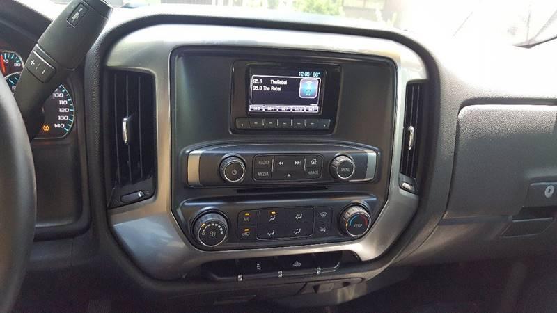 2015 Chevrolet Silverado 1500 for sale at L&B Motors in Marion AR