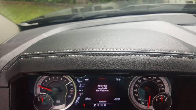 2015 RAM Ram Pickup 1500 for sale at L&B Motors in Marion AR