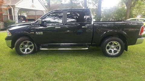 2015 RAM Ram Pickup 1500 for sale at L&B Motors in Marion AR