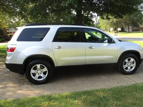 2010 GMC Acadia for sale in Marion, AR