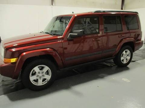 2008 Jeep Commander for sale in Marion, AR
