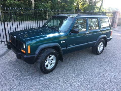 1998 Jeep Cherokee for sale in Somerville, TN