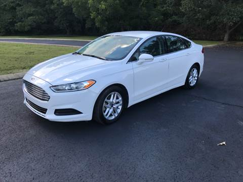 2013 Ford Fusion for sale in Somerville, TN