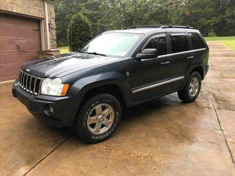 2006 Jeep Grand Cherokee for sale in Somerville, TN