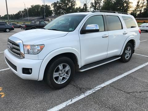 2008 Toyota Sequoia for sale in Somerville, TN