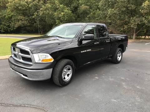 2012 RAM Ram Pickup 1500 for sale in Somerville, TN