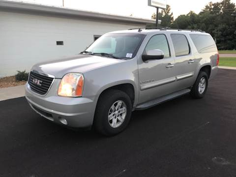 2008 GMC Yukon XL for sale at Rickman Motor Company in Somerville TN