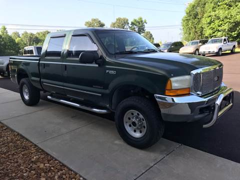 2000 Ford F-250 Super Duty for sale at Rickman Motor Company in Somerville TN