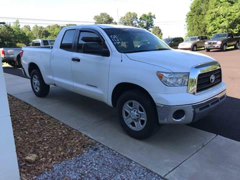 2008 Toyota Tundra for sale at Rickman Motor Company in Somerville TN