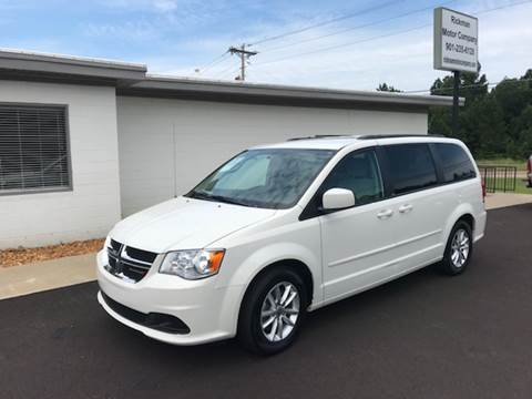 2013 Dodge Grand Caravan for sale at Rickman Motor Company in Somerville TN