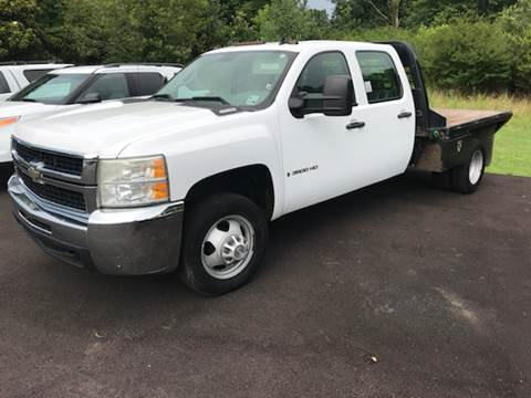2008 Chevrolet Silverado 3500HD for sale at Rickman Motor Company in Somerville TN