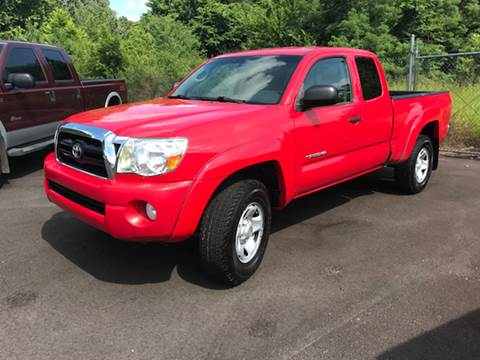 2008 Toyota Tacoma for sale at Rickman Motor Company in Somerville TN