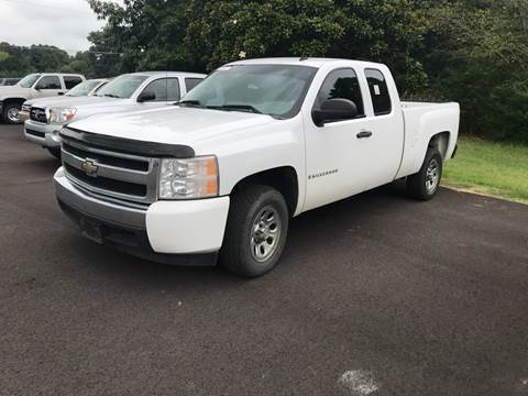 2007 Chevrolet Silverado 1500 for sale at Rickman Motor Company in Somerville TN