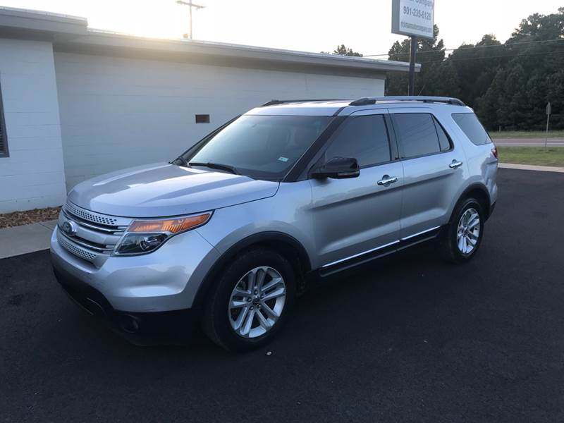 2011 Ford Explorer for sale at Rickman Motor Company in Somerville TN