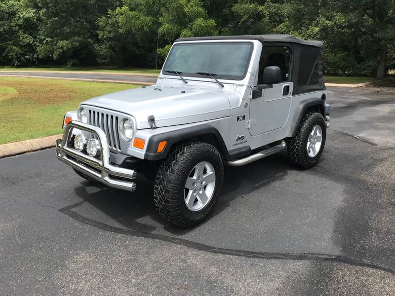 2006 Jeep Wrangler For Sale At Rickman Motor Company In Somerville TN