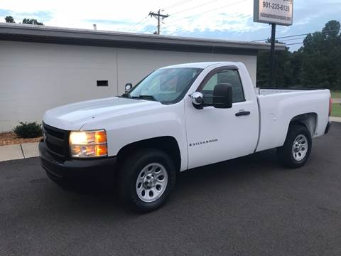 2008 Chevrolet Silverado 1500 for sale at Rickman Motor Company in Somerville TN