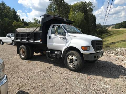 2000 Ford F-750 for sale at Rickman Motor Company in Somerville TN