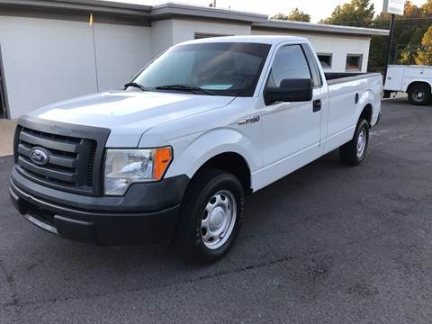2010 Ford F-150 for sale at Rickman Motor Company in Somerville TN