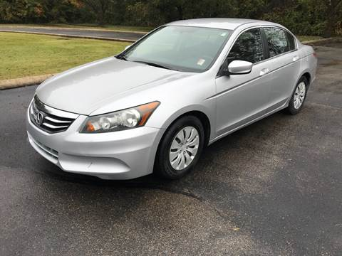 2011 Honda Accord for sale at Rickman Motor Company in Somerville TN
