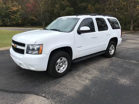 2013 Chevrolet Tahoe for sale at Rickman Motor Company in Somerville TN