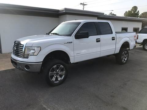 2011 Ford F-150 for sale at Rickman Motor Company in Somerville TN