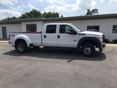 2015 Ford F-350 Super Duty for sale at Rickman Motor Company in Somerville TN