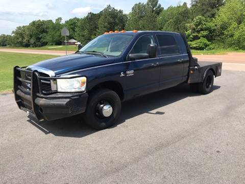 2007 Dodge Ram Pickup 3500 for sale at Rickman Motor Company in Somerville TN