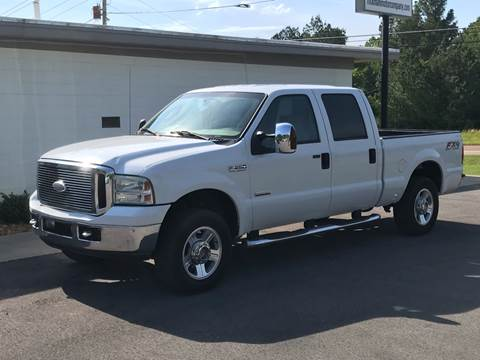 2006 Ford F-250 Super Duty for sale at Rickman Motor Company in Somerville TN
