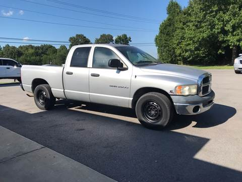 2004 Dodge Ram Pickup 2500 for sale at Rickman Motor Company in Somerville TN