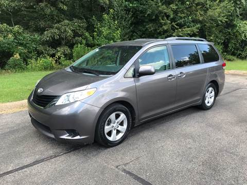 2014 Toyota Sienna for sale at Rickman Motor Company in Somerville TN