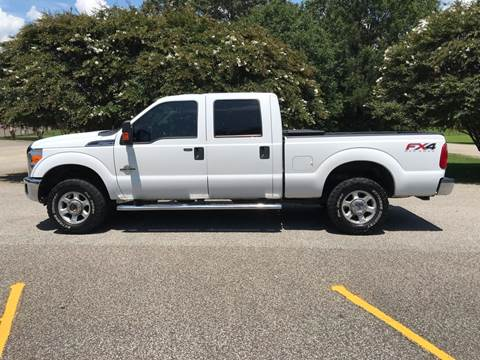 2014 Ford F-250 Super Duty for sale at Rickman Motor Company in Somerville TN