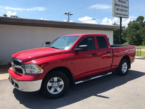 2015 RAM Ram Pickup 1500 for sale at Rickman Motor Company in Somerville TN